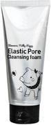 Elizavecca Milky Piggy Elastic Pore Cleansing Foam пенка-маска с древесным углем для очищения и сужения пор