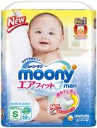 Moony Man подгузники-трусики универсальные