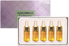 Deoproce Cleanbello Collagen Essential Moisture Ampoule сыворотка ампульная для лица коллагеновая