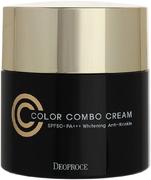 Deoproce Color Combo Cream SPF49 CC крем антивозрастной тон 23