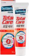 CJ Lion Systema Total Care зубная паста с ароматом апельсина
