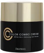 Deoproce Color Combo Cream SPF49 CC крем антивозрастной тон 13