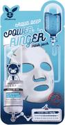 Elizavecca Aqua Deep Power Ringer Mask Pack тканевая маска для лица с гиалуроновой кислотой