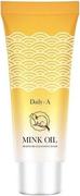 Deoproce Daily a Milk Oil Moisture Cleansing Foam пенка увлажняющая с жиром норки