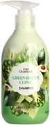 Deoproce Pure Green Recipe Clinic Shampoo шампунь укрепляющий с витаминным комплексом