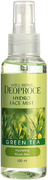 Deoproce Well-Being Hydro Face Mist Green Tea спрей освежающий с экстрактом зеленого чая