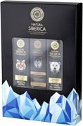 Natura Siberica Сибирская Косметика для Настоящих Мужчин набор подарочный для мужчин (гель для душа + крем + шампунь)