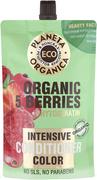 Планета Органика Eco Organic 5 Berries+Phytokeratin бальзам для яркости цвета волос