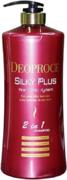 Deoproce Silky Plus Hair Clinic System 2 in 1 Shampoo шампунь-бальзам 2 в 1 для окрашенных волос