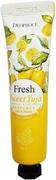 Deoproce Fresh Sweet Yuja Perfumed Hand Cream крем питательный для рук с экстрактом цитруса