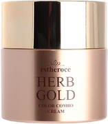 Deoproce Estheroce Herb Gold Color Combo Cream CC крем увлажняющий с золотом