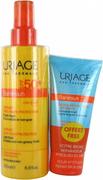 Урьяж Bariesun Spray SPF50+/Bariesun Baume Reparateur apres Soleil набор (спрей солнцезащитный + бальзам после загара)