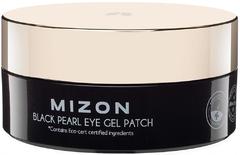 Mizon Black Pearl Eye Gel Patch патчи под глаза гидрогелевые с экстрактом черного жемчуга
