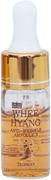 Deoproce Whee Hyang Whitening Ampoule Set I сыворотка с женьшенем осветляющая