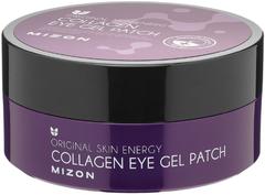 Mizon Collagen Eye Gel Patch патчи под глаза гидрогелевые с коллагеном