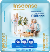 Inseense Daily Comfort пеленки впитывающие одноразовые