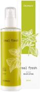 Deoproce Real Fresh Vegan Relief Lotion освежающий лосьон для лица с растительными экстрактами