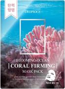 Deoproce Blooming Ocean Coral Firming Mask Pack тканевые маски для лица с кораллом