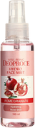Deoproce Well-Being Hydro Face Mist Pomegranate спрей освежающий с экстрактом граната