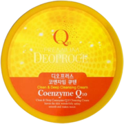 Deoproce Clean & Deep Coenzyme Q10 Cleansing Cream крем для лица очищающий с коэнзимом