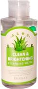 Deoproce Clean & Brightening Aloe Cleansing Water вода очищающая с экстрактом алоэ