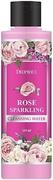 Deoproce Rose Sparkling Cleansing Water вода очищающая с экстрактом розы