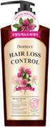 Deoproce Hair Loss Control Shampoo шампунь с экстрактом клевера от выпадения волос