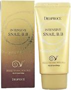 Deoproce Intensive Snail B.B No.23 Sand Beige SPF50+ BB крем для лица с муцином улитки