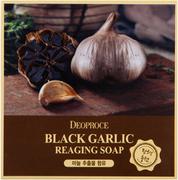 Deoproce Black Garlic Reaging Soap мыло с черным чесноком