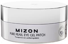 Mizon Pure Pearl Eye Gel Patch патчи под глаза гидрогелевые с экстрактом белого жемчуга