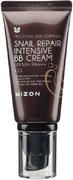 Mizon Snail Repair Intensive BB Cream #21 SPF50+ BB крем с экстрактом муцина улитки