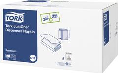 Tork Premium Just One N12 салфетки диспенсерные