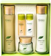 Deoproce Premium Green Tea Total Solution 3 Set уходовый набор для лица с экстрактом зеленого чая
