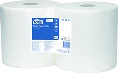 Tork Basic Paper 2 Ply W1/W2 бумага протирочная базовая