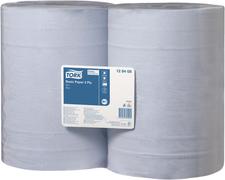Tork Basic Paper 2 Ply Base W1 бумага протирочная базовая