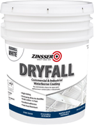 Rust-Oleum Zinsser Dryfall краска интерьерная быстросохнущая для стен и потолка