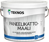 Текнос Paneelikattomaali краска для панельных потолков