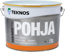 Текнос Pro Pohja грунтовочная краска