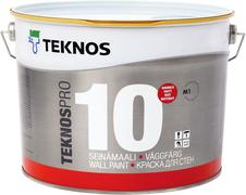 Текнос Pro 10 краска для стен