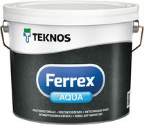Текнос Ferrex Aqua антикоррозионная краска