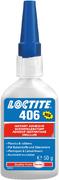 Локтайт 406 клей цианоакрилатный для эластомера и резины