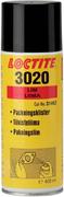 Локтайт 3020 спрей для технологической фиксации вырубленных прокладок