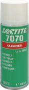 Локтайт 7070 быстродействующий очиститель для пластмасс и металлов спрей