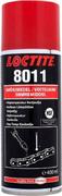 Локтайт 8011 смазочное масло-аэрозоль для смазки цепей