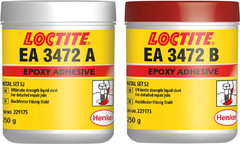Локтайт 3472 жидкий сталенаполненный двухкомпонентный эпоксидный состав