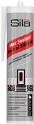 Sila Pro Max Sealant Neutral Silicone силиконовый нейтральный герметик