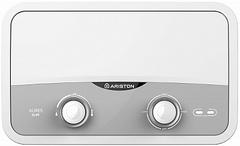 Аристон Aures водонагреватель электрический проточный настенный