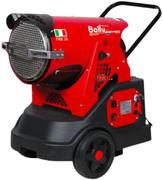 Ballu Biemmedue Arcotherm Fire тепловой излучатель мобильный дизельный