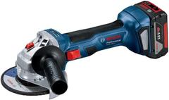 Bosch Professional GWS 180-LI угловая шлифмашина аккумуляторная