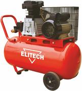 Elitech КПР 50/360/2.2 компрессор поршневой масляный